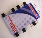 ESC Programming Card for 2-5 Lipo cells