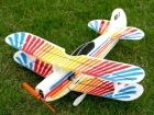 TechOne Mini Eagle - 4-Ch Aerobatic EPP Foam Plane Kit
